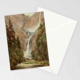 Palmer, Harold Sutton (1854-1933) - California 1914 - Yosemite Falls Stationery Cards
