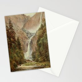 Palmer, Harold Sutton (1854-1933) - California 1914 - Yosemite Falls Stationery Cards