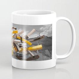Form Exploration 3 Coffee Mug