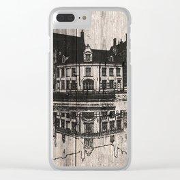 In Bruges, Belgium Clear iPhone Case