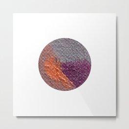 Oils 2 Metal Print