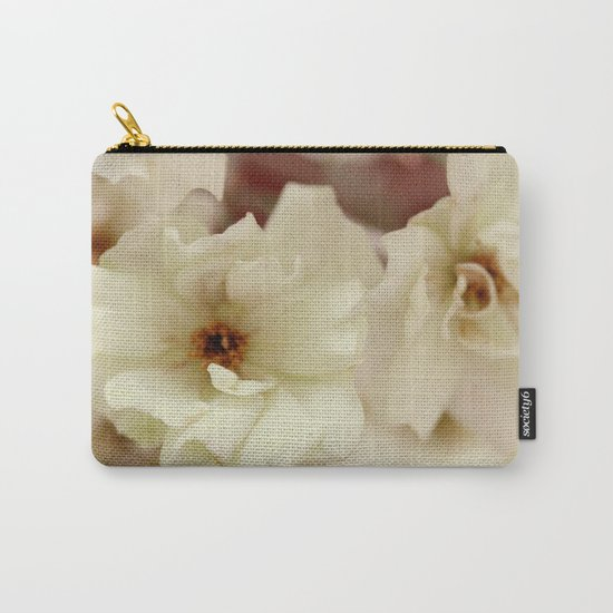 Vintage Dream Roses - JUSTART © Carry-All Pouch