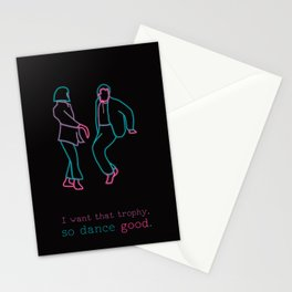 NEON FICTION Stationery Cards