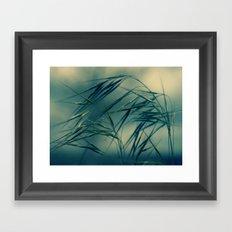 Magic wind Framed Art Print