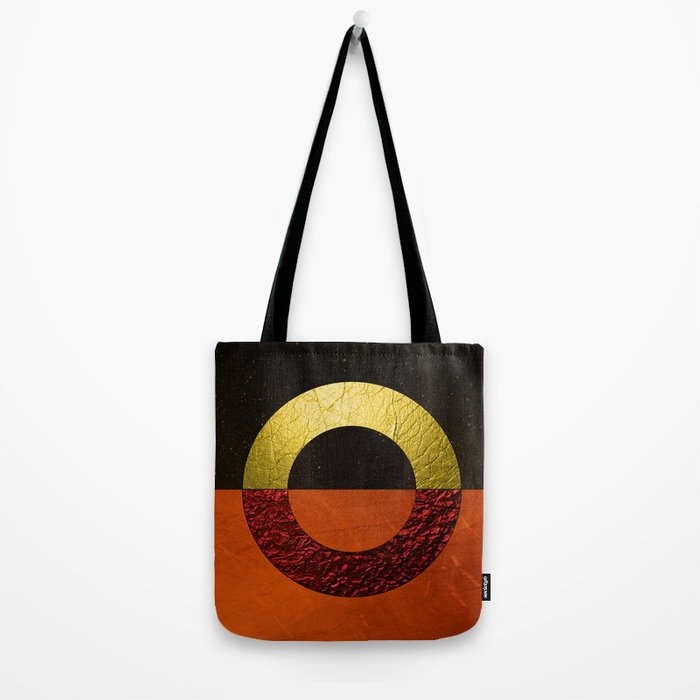 Abstract #112 Tote Bag