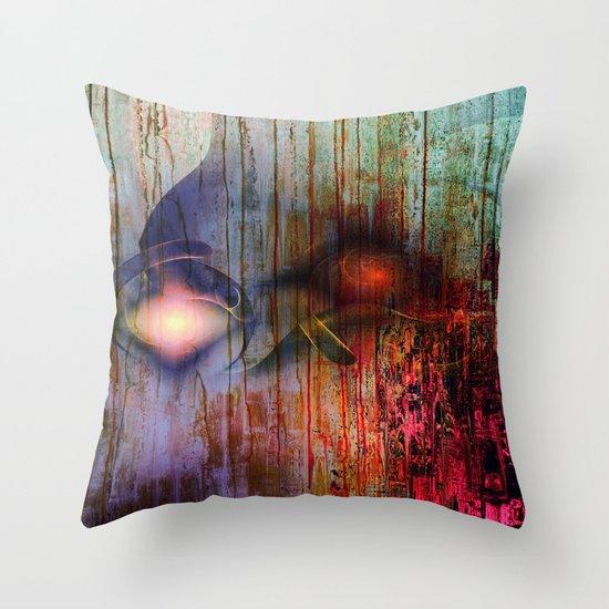 Altaprint 6 Throw Pillow