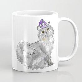 Cat Wizard Coffee Mug