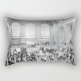 A Moment In Time Rectangular Pillow