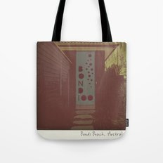 Bondi Beach House Tote Bag