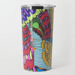 Pattern Dream Travel Mug