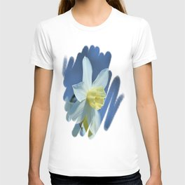 Daffodil in Spring T-shirt