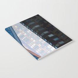 Manhattan Windows - Diamonds Notebook