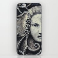 gothic iPhone & iPod Skins featuring Gothic by Chris Kitzmiller