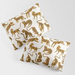 Tiger Collection – Orange Palette Pillow Sham