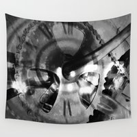 imagerybydianna Wall Tapestries featuring Logos by Art by Mel