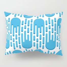Flat pattern Pillow Sham