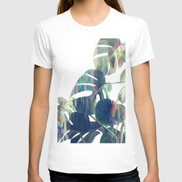 Magic Monstera Leaves T-shirt