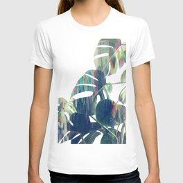 Magic Monstera Leaves T-shirt