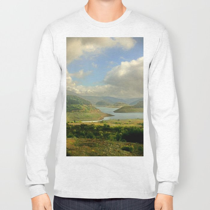 Alpine Ranges Long Sleeve T-shirt