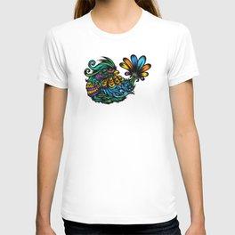 Fancy Bird too T-shirt