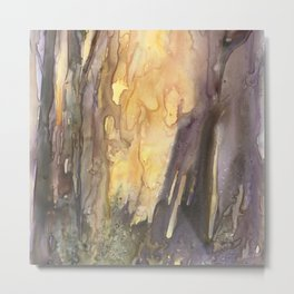Forest FIRE! Metal Print