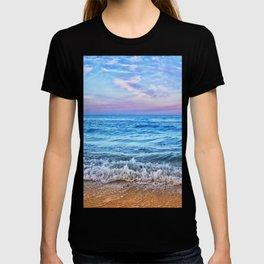 Color Burst Sunrise Beach In Naples Florida T-shirt