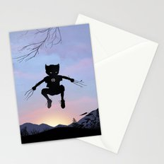Wolverine Kid Stationery Cards