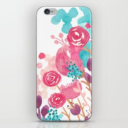 Blush Blossoms iPhone Skin