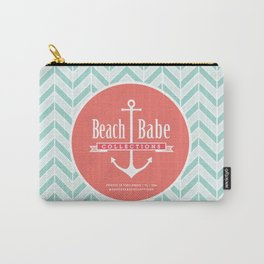 Beach Babe Collections - Towel Design Carry-All Pouch