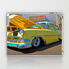 Classic Chevy Belair Laptop & iPad Skin