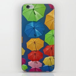 Soak Up the Color iPhone Skin