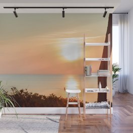 Golden Hour Wall Mural
