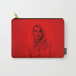 Margot Robbie - Celebrity (Photographic Art) Carry-All Pouch
