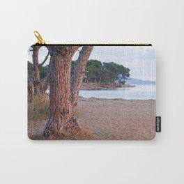Salins Beach 8902  Carry-All Pouch