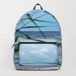 Secluded Beach Backpack