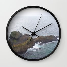 The Butt of Lewis 1 Wall Clock