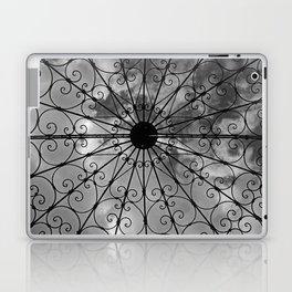 Looking Up in the Mabel Ringling Rose Garden Laptop & iPad Skin