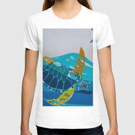 Balinese Sea Turtles T-shirt