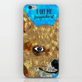 Chihuahua Love iPhone Skin