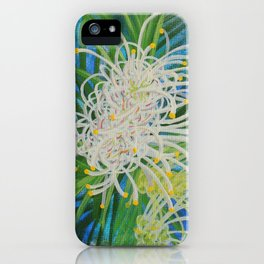 Grevillea II iPhone Case