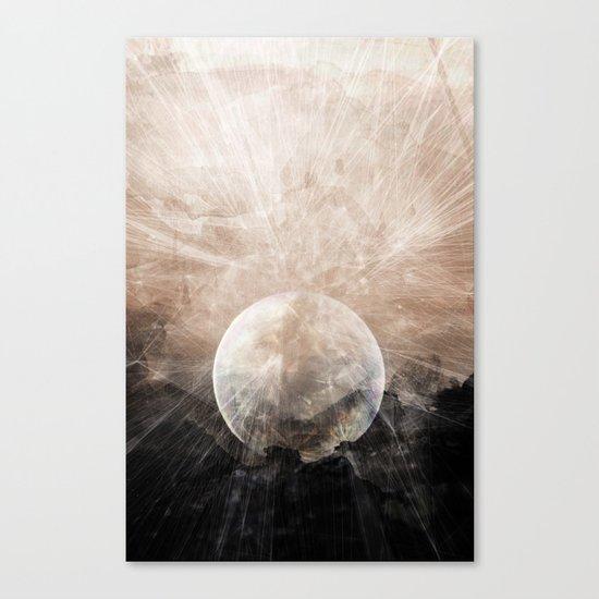 Planetary Soul Grace Canvas Print