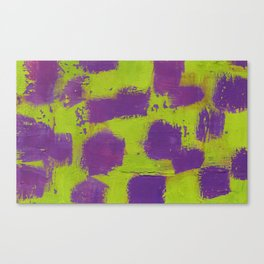 Abstract color 2 Canvas Print