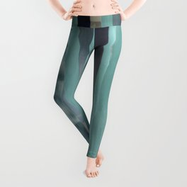 Sea(scapes)stripes Leggings