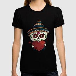 Cheerful calavera T-shirt