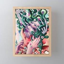 Vision Framed Mini Art Print