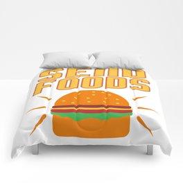 Send foods Comforters