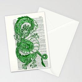 The Jade Dragon (Green Lantern: Kyle Rayner) Stationery Cards