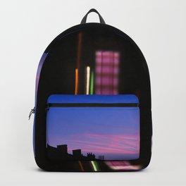 Urban City Lights Backpack