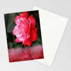 Letter from a Rose Stationery Cards
