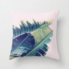 Frayed Throw Pillow
